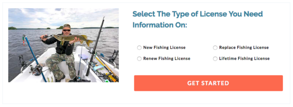 Be careful buying fishing hunting permits online for Buy a fishing license